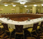 Hamilton Crowne Plaza Meeting Room